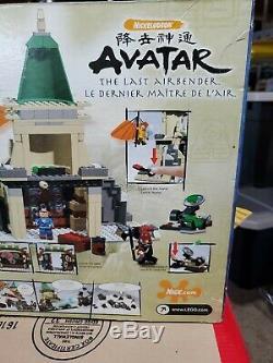 Lego 3828 Avatar Air Temple New in Box (NIB) SEALED 400 pieces super rare