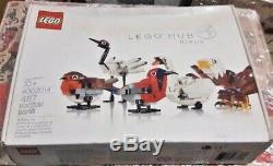 Lego 4002014 Employe Gift Exclusive Hub Birds Super Rare Mint Box from US NEW