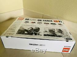 Lego 4002016 Employe Gift Exclusive Trains 50 Years Super Rare from US