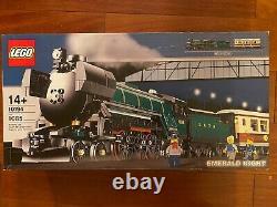 Lego Creator Emerald Night Train (10194) BRAND NEW SEALED! SUPER SUPER RARE
