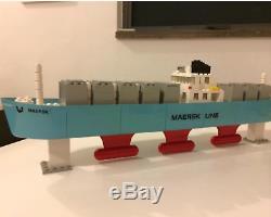 Lego Maersk Line Cargo Ship 1650 Super rare