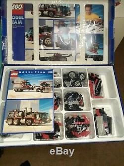 Lego Model Team 5590 Whirl And Wheel Super Truck New HTF RARE