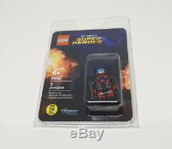 Lego SDCC 2016 Comic Con DC Super Heroes ATOM Minifigure Rare