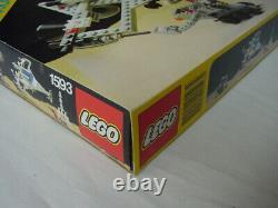 Lego Space 1593 Super Model Persil Promo N New Complete Super Rare Vintage Set