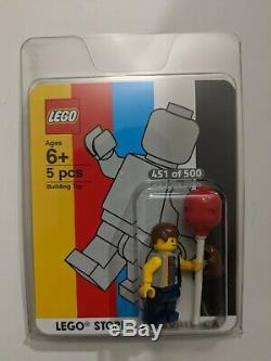 Lego Store Roseville CA Grand Opening Minifigure SUPER RARE