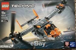 Lego Technic 42113 Bell Boeing V-22 Osprey B Cancelled Set Super Rare