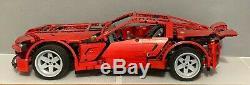 Lego Technic 8070 Super Car USED Rare and Retired