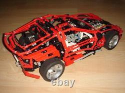 Lego Technic 8448 Super Street Sensation, RARE