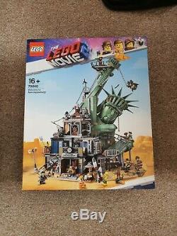 Lego The LEGO Movie 2 Welcome to Apocalypseburg! (70840) Brand new SUPER RARE