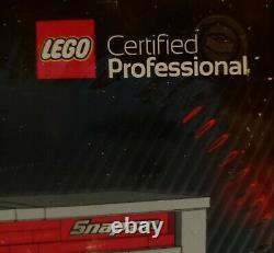 Lego (super Rare) Snap On Tools Krl7022 Lego Tool Box Professional Set