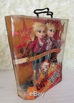 MGA Bratz 2006 Twiins 4th Edition Lela Krysta Doll Super RARE SETS Twinz Twin