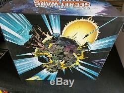 Marvel Super Heroes Secret WarsBattleworld Box Set RARE OOP -1st prt. UNREAD