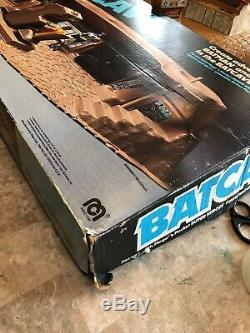 Mego Batcave 1980 3 3/4 Inch Figure Set Super Rare In Box See Description