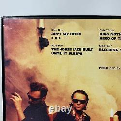 Metallica Load Vinyl 4 LP White Box Set 45 RPM LTD 100 SUPER RARE