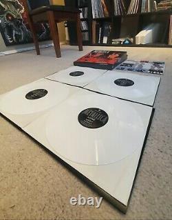 Metallica SUPER RARE Load White Vinyl Set Limited to 100
