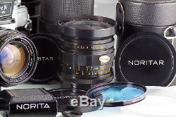 Musashino Koki Rittreck 6x6 Norita 66 Voll Set Mit 6 Noritar Super Rare Set
