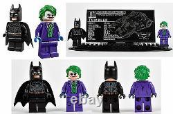 NEW LEGO 76023 DC Comics Super Heroes Dark Knight BATMAN Joker TUMBLER MIB Rare