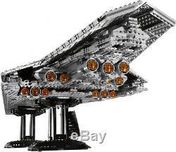 NEW Retired Sealed Rare LEGO Star Wars 10221 Super Star Destroyer Building Set