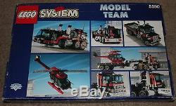 NEW & SEALED! Lego Model Team 5590 Whirl And Wheel Super Truck New HTF RARE