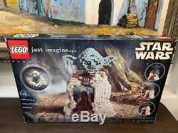 NEW SEALED Lego Star Wars 7194 UCS Yoda Jedi Master Set! SUPER RARE