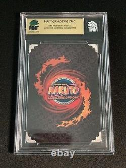 Naruto CCG Jiraiya (Sage Mode) Set 20 1st Ed Super Rare Card MNT 9.5 GEM MNT