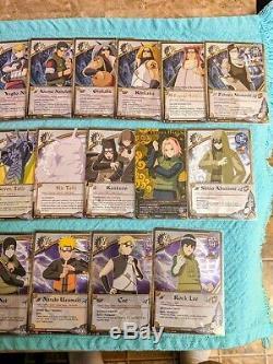 Naruto CCG TCG S28 Ultimate Ninja Storm 3 Complete Set. Super Rare