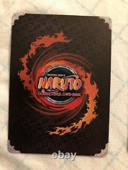 Naruto Super Rare Uchiha 6 Card Set