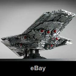 New Custom Lego Star Wars Super Hero Destroyer Set 10221 Minifig Movie Rare