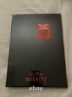 New LADY GAGA The Fame Monster SUPER DELUXE EDITION Rare Promo CD Box Set