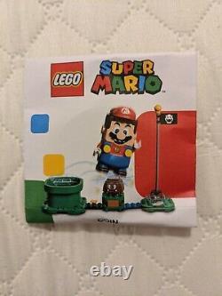 Nintendo Lego Super Mario Promo Coin Medal GOLD Version HYPER RARE