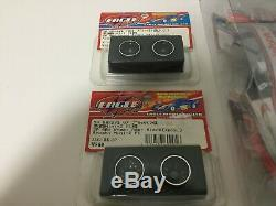 OLD NEW Super Very Rare Kyosho MINI-Z Racer F1 BODYSET AND METAL WHEEL SET F/S