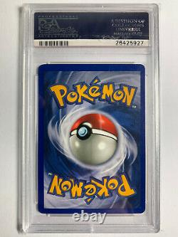 Pokemon 1999 Chansey Holo Base Set Unlimited PSA 10 Gem Mint LOW POPULATION RARE