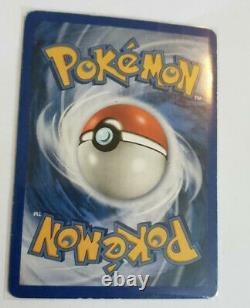 Pokemon Gold Star Legend Maker Set Regirock, Registeel, Regice Holo Super Rare