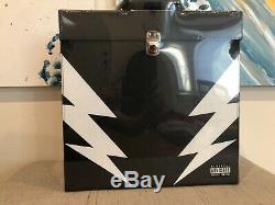RARE Gorillaz Humanz Super Deluxe Vinyl Box Set SEALED! Autographed(SOLD OUT)