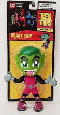 RARE HTF Teen Titans Super Deformed Pals Original 5 (sold as set)