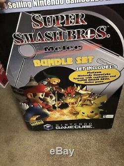 RARE HUGE Super Smash Bros Melee Bundle Set Promo