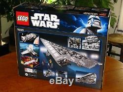 RARE LEGO Star Wars UCS Super Star Destroyer 10221 NIB NRFB