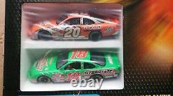 RARE SCALEXTRIC C1067 Super Speedway Nascar Racing Set