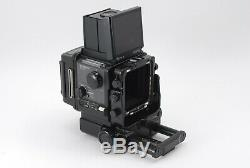 RARE SUPER SET! N MINT+++ FUJI FILM GX680 +135mm 150mm SF 190mm Bonus From Japan