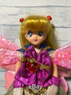 RARE Super Sailor Moon Crisis Doll Dress Set Japan 1990s