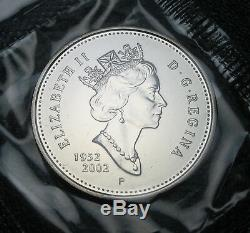 RCM 2002-p PL set with NON-MAGNETIC 1-cent and 50-cents SUPER RARE SOLO