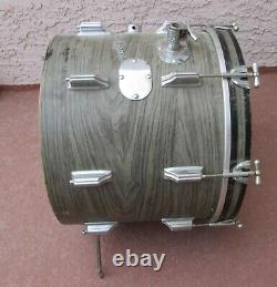 ROGERS SUPER RARE 18 x14 BASS DRUM FOR RESTORE PARTS AS-IS READ DAYTON SET