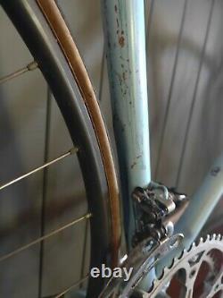 Rare Benotto Aero 5000 Bike Frame And Full Campagnolo Super Record Set