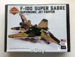 Rare Brickmania custom Lego kit #1019 F-100 Super Sabre, MISB