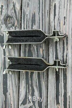 Rare Drip Rail Fishing Pole mount rare Vintage Accessory Rod Chevy Ford