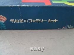 Rare Epoch Super Cassette Vision Meidi-ya Family Set Japan Import Boxed