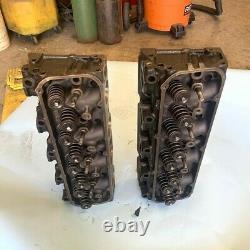 Rare! Ford 429 Super Cobra Jet Cylinder Heads & Intake Manifold Set