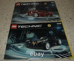 Rare LEGO Technic Set 8448 Super Street Sensation with Box & Instructions
