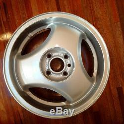 Rare Saab Classic 900/9000 16 Carlsson Super Aero Deep Dish Alloy Wheels x4 set