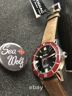 Rare Zodiac Super Sea Wolf Compression ZO9253 Full Set